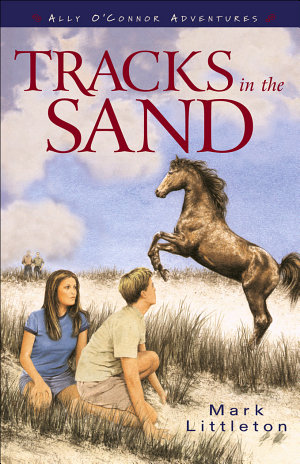 Tracks in the Sand  Ally O   Connor Adventures Book  1