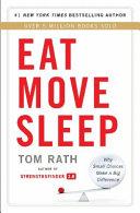 Eat Move Sleep PDF