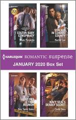 Harlequin Romantic Suspense January 2020 Box Set
