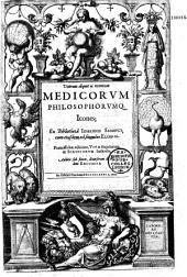 Veterum aliquot ac recentium medicorum philosophorumque icones: ex bibliotheca Iohannis Sambuci, cum eiusdem ad singulas elogiis