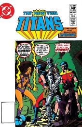 The New Teen Titans (1984-) #16