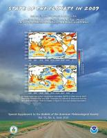 State of the Climate in 2009  Special Supplement to the    Bulletin of the American Meteorological Society     Vol  91  No  6  June 2010  PDF
