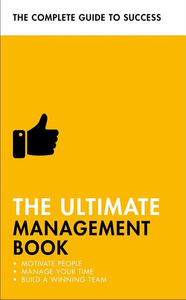 Download The Ultimate Management Book Book
