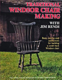 Traditional Windsor Chair Making PDF