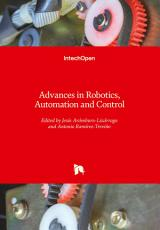 Advances in Robotics  Automation and Control PDF