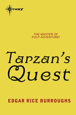 Tarzan s Quest PDF