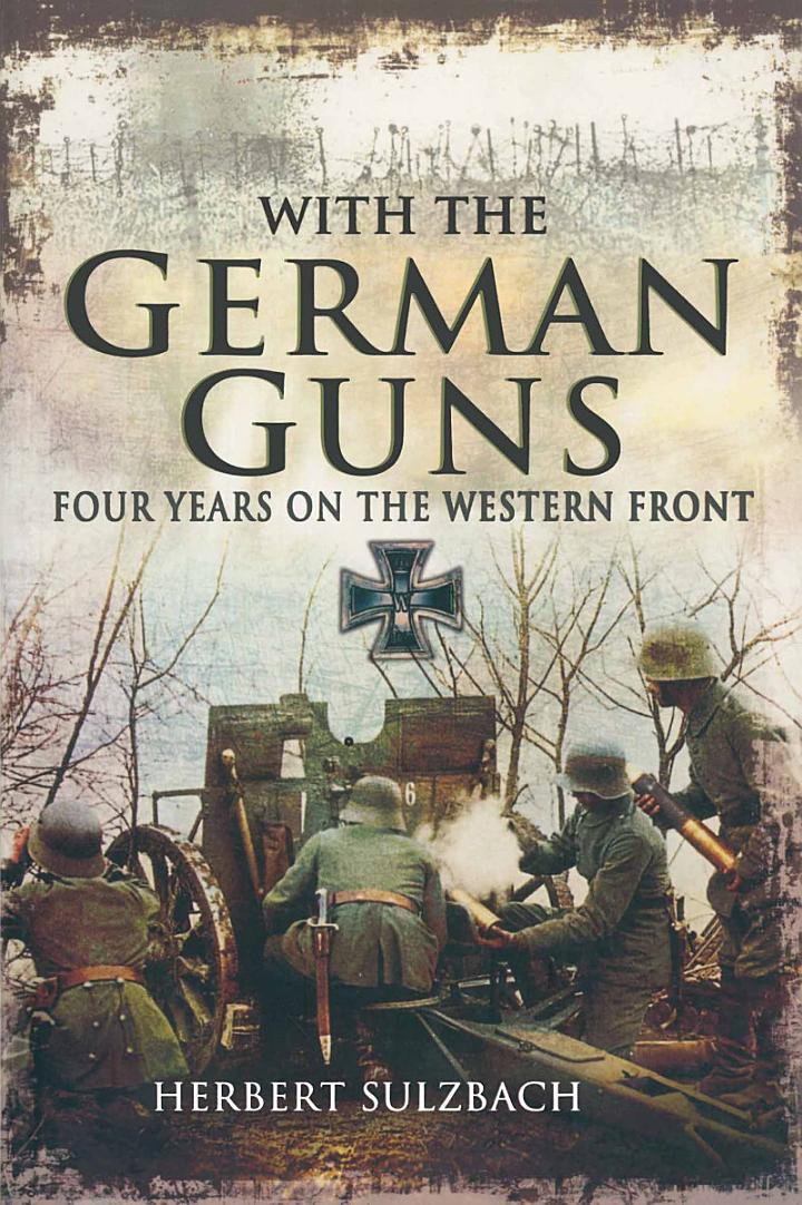 With the German Guns