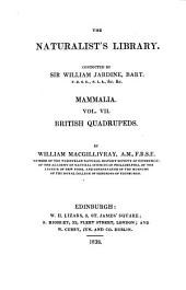 The Naturalist's Library: Volume 7