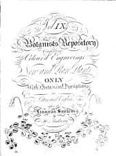 The Botanist's Repository, for New, and Rare Plants: Containing Coloured Figures of Such Plants, as Have Not Hitherto Appeared in Any Similar Publication; with All Their Essential Characters, Botanically Arranged, After the Sexual System of the Celebrated Linnaeus; in English and Latin. To Each Description is Added, a Short History of the Plant. The Whole Executed, Volumes 9-10