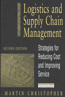 Logistics and Supply Chain Management PDF
