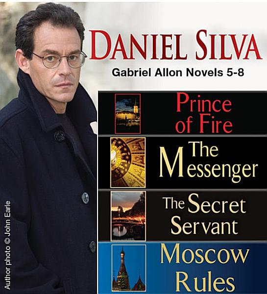 Download Daniel Silva Gabriel Allon Novels 5 8 Book