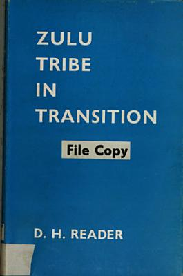 Zulu Tribe in Transition PDF