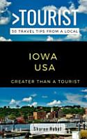 Greater Than a Tourist Iowa USA PDF