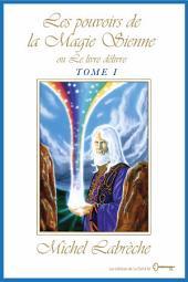 Les pouvoirs de la Magie Sienne Tome I: ou Le livre délivre