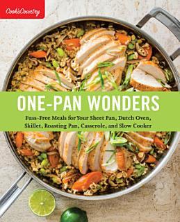 One Pan Wonders Book