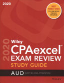 Wiley CPAexcel Exam Review 2020 Study Guide   Question Pack PDF
