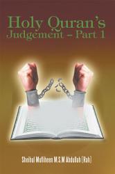 Holy Quran S Judgement Part 1 Book PDF
