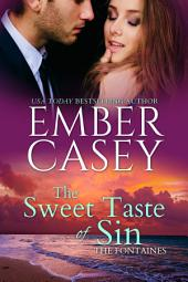 The Sweet Taste of Sin (The Fontaines #1)
