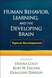 Human Behavior  Learning  and the Developing Brain PDF
