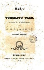 Noches de Torcuato Tasso