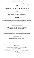 The Completed Farmer and Rural Economist PDF