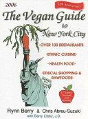 The Vegan Guide to New York City PDF