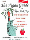 The Vegan Guide to New York City PDF
