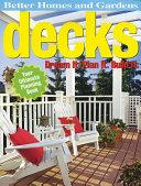 Better Homes and Gardens Decks PDF