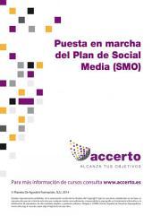 Puesta en marcha del Plan de Social Media (SMO)