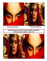 THE MULTIPLE SPIRITS AND THE MANY FACES OF THE JEZEBELIC ASSASSINATOR PDF
