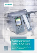 Automating with SIMATIC S7 1500 PDF