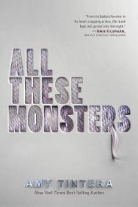 All These Monsters Book