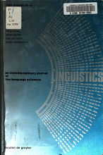 Linguistics PDF