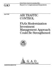 Air Traffic Control: Faa's Modernization Investment Management Approach Could Be Strengthened