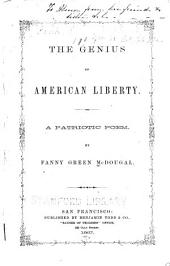 The Genius of American Liberty: A Patriotic Poem