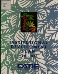 Institutional Development Plan 1995 2002 Book PDF