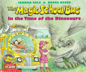 The Magic School Bus in the Time of the Dinosaurs PDF