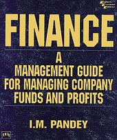 FINANCE: A MANAGEMENT GUIDE