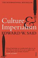 Culture And Imperialism PDF