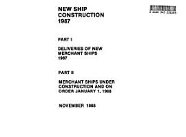 New Ship Construction PDF