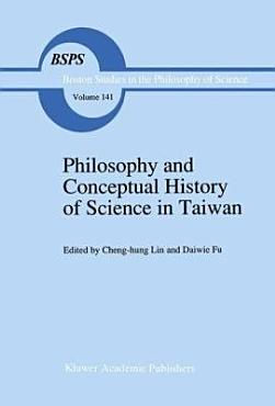 Philosophy and Conceptual History of Science in Taiwan PDF