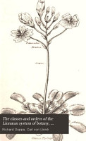 The classes and orders of the Linn  an system of botany  illustrated by select specimens  by R  Duppa   PDF