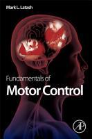 Fundamentals of Motor Control PDF