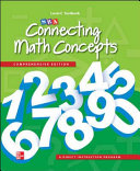 Connecting Math Concepts Level C  Student Textbook
