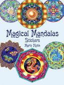 Magical Mandalas Stickers