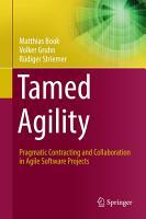 Tamed Agility PDF