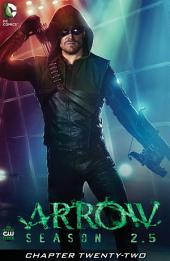 Arrow: Season 2.5 (2014-) #22
