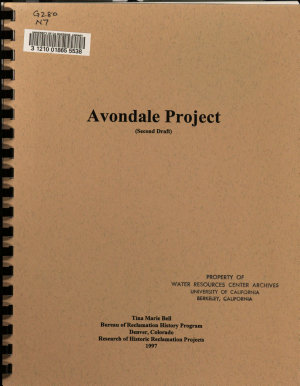 The Avondale Project
