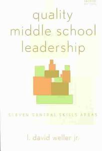 Quality Middle School Leadership Book