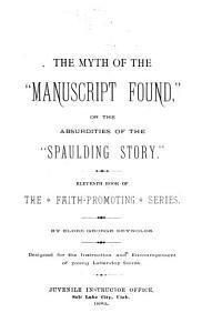 The Myth of the  Manuscript Found   PDF